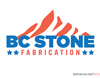 BC Stone Fabrication • Brand Identity