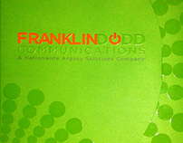 Presentation Brochure - Franklin Dodd Communications