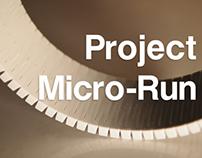 Project Micro-Run