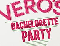 Veronica's Bachelorette Party