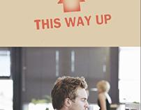 USPS Employee Career Advancement Logo and Brochure