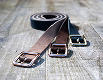 Cowboys Bag & Belt Photography