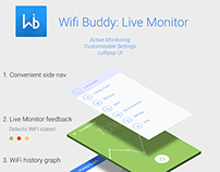 Wifi Buddy - Isometric