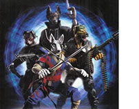 K-9 Corps Action Figures for Lanard Toys