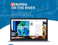 Veranda restaurant website