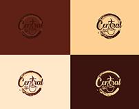 Central- Coffee & Tea-identity Design