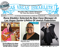 Las Vegas Israelite - 2x month newspaper