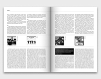 ¡Dale! Magazine — Editorial design