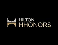 Hilton HHonors Türkiye #aniyakala