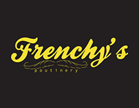 Frenchy's Poutinery | Branding