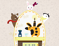 Fábula ilustrada / Children's book illustration