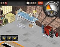 RidePros Facebook Game