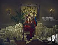 Venezolana. Vccp. Diego Berro Studio.