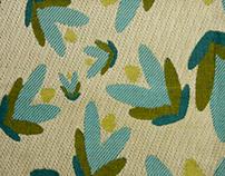 Jacquard Upholstery Sample