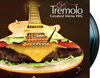 Cafe Tremolo Menu
