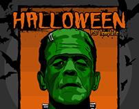 Halloween Poster Tmplate.PSD