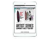 Artboardz - Branding, Website Design and Development