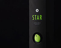 STAR Olive Oil Rebrand