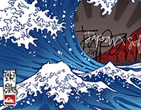 Quiksilver Event Posters