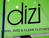 Dizi - Café, laundry and DVD library
