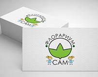 Флолариум САМ logotype design