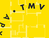 Website for TMV architec bureau