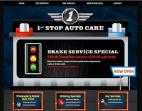 1st Stop Auto Care Website