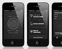 Asad-o-matic — iPhone app