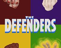 Hands of The Defenders