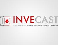 InveCast Corporation Identity/Branding