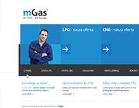 m-Gas