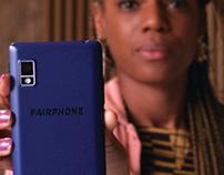 Fairphone Gold campaign