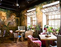 """Restaurant """"Kobe"""" Odessa"""