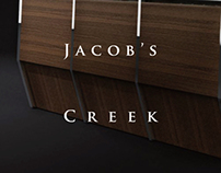 Jacob's  Creek - store cupboard design