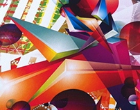Design Collective DOZEN poster project