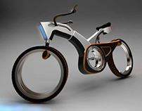 BULLTRON city bike