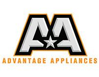 Advantage Appliances Logo