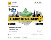 Facebook Single Image Ad
