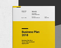 Business Plan - Tycoon Series