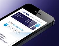 Veneo Responsive Website