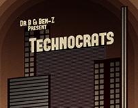DR B & BEN Z Present TECHNOCRATS EP