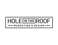 Hole in the Roof Logo Designs 2007 - 2014