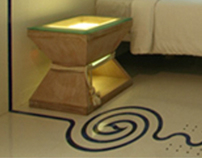 'Shuddhi' room for Le' Sutra_Indian Art Hotel