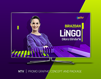 NTV | NEW PROMO GRAPHIC CONCEPT AND PROMO PACKAGE