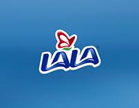 LALA spots / redes sociales