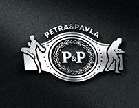 Petra & Pavla sport brand identity