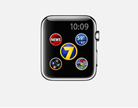 KIRO App for the Apple Watch