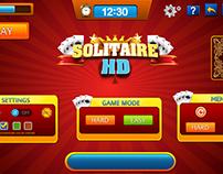 GUI design for poker game