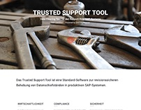 Trusted Support Tool