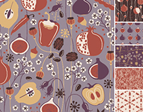 Armenian Autumn - Pattern Collection